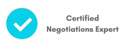 Certified Negotiations Expert